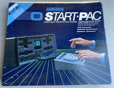 Osborne Computer Start-Pac Quick Self Instruction System CP/M Programming