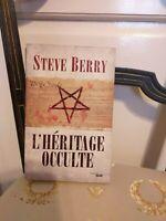 Steve Berry : L'Héritage Occulte - Cherche Midi - 2014 TBE
