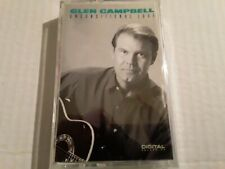 GLEN CAMPBELL -UNCONDITIONAL LOVE 1991 COLUMBIA HOUSE  CASSETTE TAPE  SEALED NEW