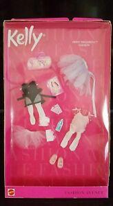 2001 Mattel Kelly & Tommy Styles Sweet Ballerina Fashion Avenue 25754 New