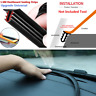 1.6M U Type Rubber Car Dashboard Edges Sealing Strip Noise Insulation Soundproof