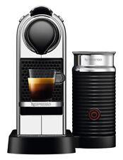 NEW Nespresso by Breville BEC650MC Citiz & Milk Capsule Coffee Machine: Chrome