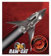 Ramcat Crossbow Broadhead 100 Grain 3 Pack