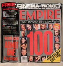 October Empire Magazine Film & TV Magazines