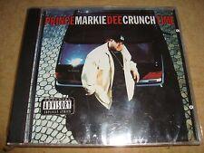 Prince dava Dee-Crunch Time (NUOVO!) (US Single-CD)