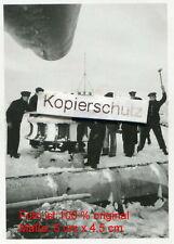 Marine Schlachtschiff schwerer Kreuzer Panzerschiff Matrosen an Deck (2)
