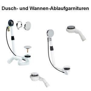 Viega Ablaufgarnitur für Dusch- und Badewanne Tempoplex Multiplex Trio