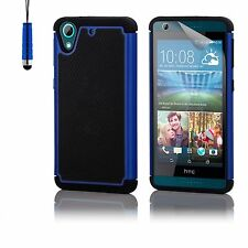 32nd Shock Proof Dual Defender Case Cover for HTC Desire 626 Including and #vz