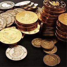 3 pcs Set Gringotts Bank Coin Collection Galleon Sickle Knut US