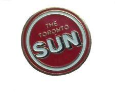 The Toronto SUN pin badge