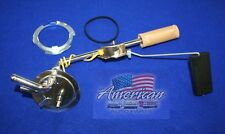 """LINCOLN 1961-1963 Stainless Steel Fuel Tank Sender with 3/8"""" Line & Return Line"""