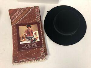 *NEW* American Girl Pleasant Company Josefina's Sarape & Hat & RETIRED! NIB