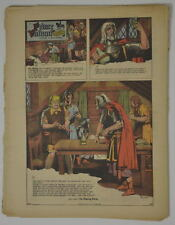 PRINCE VALIANT Full Color SUNDAY PAGE King Features Hal Foster 1/15/1967, #1562