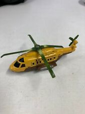 Matchbox Skybusters Jungle Adventure Mission Chopper Die Cast Model Plane N3