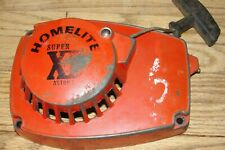 Homelite Super xl automatic starter housing