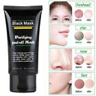 Blackhead Remover Deep Cleansing Purifying Acne Peel Black Mud Face Mask 50ml