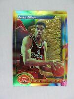 Pervis Ellison Washington Bullets 1994 Topps Finest Basketball Card 35