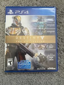 Destiny The Collection Sony PlayStation 4 PS4 2016