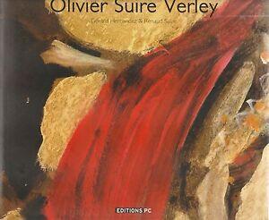 Hernandez & Suire / olivier suire verley (offert plaquette d'exposition)