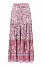 Spell & The Gypsy Collective Jasmine Maxi Skirt Lilac XS BNWT