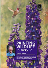 Painting Wildlife in Acrylic with Terry Isaac - Art Education DVD