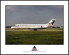 Delta Air Lines DC-9 11x14 Photo (C089LGJS11X14)