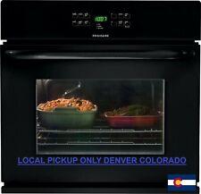 "Frigidaire 30"" Black Electric Built In Single Wall Oven FFEW3025PE"