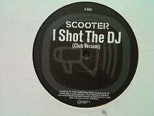 Scooter - I shot the DJ 12'' Vinyl