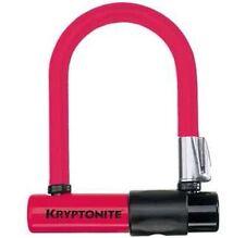 KRYPTONITE KRYPTO U-LOCK COLOR SKINS - RED 600