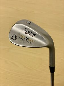 Titleist Vokey Spin Milled Lob Wedge / 58 Degree / Right Handed