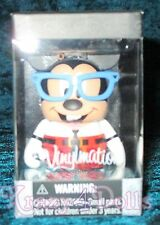 "Disney Vinylmation 3"" Favorites Nerd Mickey New in Box!"