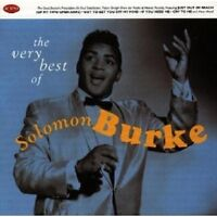 "SOLOMON BURKE ""THE VERY BEST OF..."" CD NEU"