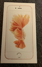 Apple iPhone 6s - 16GB - Rose Gold - GSM Unlocked (ATT)- Smartphone