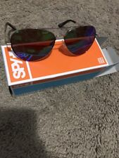NEW SPY WHISTLER GOLD HAPPY BRONZE GREEN SPECTRA SURF MX SNOW SPORTS SUNGLASSES