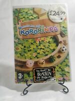 Kororinpa (Nintendo Wii) VGC Complete with Manual!