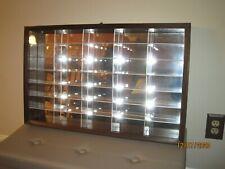 Matchbox Car Display Cabinet