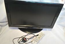 Not Working Black Toshiba LCD TV Build In DVD And Freeview With Remote Control