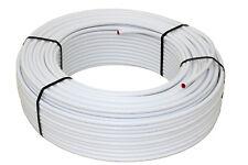 Alu- und Metallverbundrohr | DVWG Heizrohr | Fußbodenheizung | 16x2 mm | 200 m
