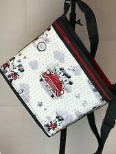 Women's crossbody purse-Mickey Mouse Car-Hand Made~Shoulder Bag~CrossBody Bag-