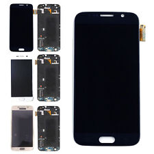 LCD Display Touch Screen Digitizer & Frame For Samsung Galaxy S6 SM-G920F Black