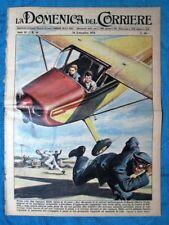 La Domenica del Corriere 30 settembre 1956 Mastic - Brigstock - I.W.Eberhardt