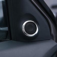 For Mitsubishi Outlander Sport Asx Rvr Chrome a Pillar Stereo Speaker Cover  br
