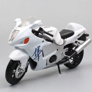 1:12 Scale Maisto Suzuki GSX1300R busa falcon Hayabusa diecast motorcycle model