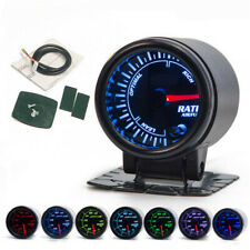 "2"" 52mm Universal Car Meter Auto SUV Air Fuel Ratio Gauge 7 Colors LED Backlight"