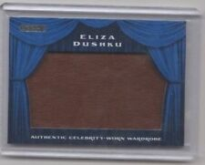 Razor Wardrobe Swatch Relic Trading Card Eliza Dushku (Buffy,Angel,Dollhouse) A1