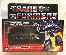 TRANSFORMERS G1 AUTOBOT BLUESTREAK MISB! US SELLER EXTREMELY RARE!