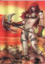 Breygent Red Sonja Promo Card Promo Album 2