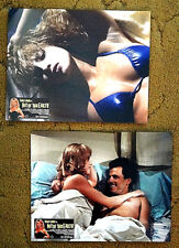 """TRACI LORDS -- lobby card 1988 set of 8 DIFFERENT cards -- """"NOT OF THIS EARTH"""""""