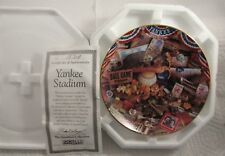"1996 The Hamilton Collection Yankee Stadium Plate No. 1870A 6 1/2"" Diameter"