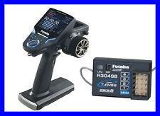 FUTABA 4PX 4 CHANNEL 2.4GHZ TFHSS RADIO SYSTEM W/ R304SB RECEIVER FUTK4905 !!